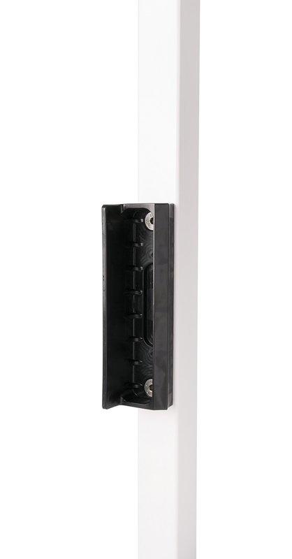 Poliamīda pretlika  RAL 9005 (melna)